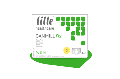 Ganmill Fix product drawing
